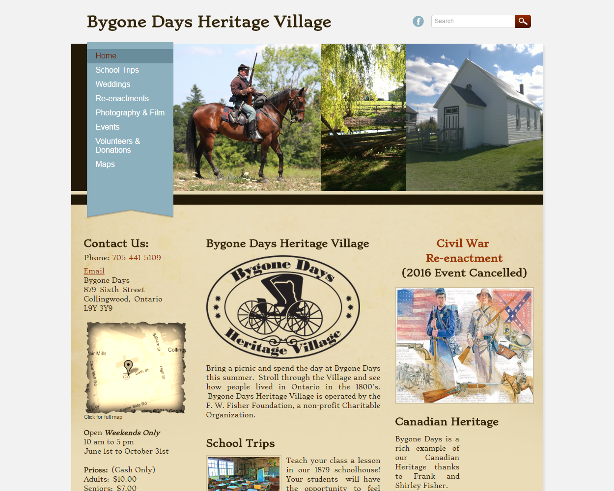 Bygone Days Heritage Museum